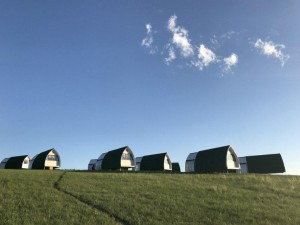 Arched Building-Mobile Camping Pods-Glamping Cabins for sale