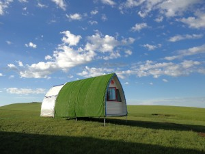 arched home prefab house-glamping cabins for sale
