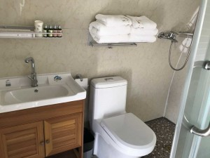 Outdoor Mobile Toilet&Shower room
