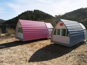 Camping Pods & Office Meeting Pods