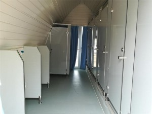 Factory wholesale China Prefabricated House/Prefab House/Mobile Container House for Labor Camp/Hotel/Office/Accommodation