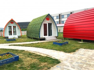 Garden house & Sleeping pod for sale