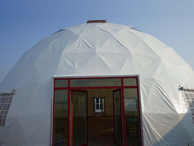Dome house Featured Image