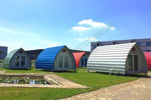Luxury Eco Pods