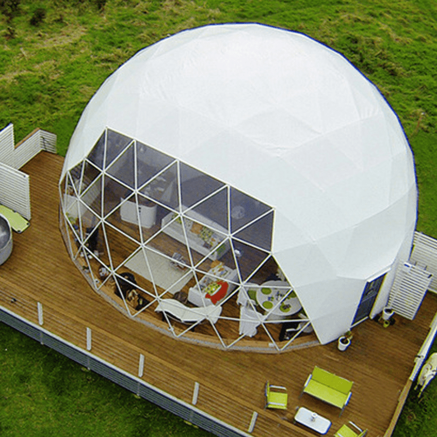 Luxury Dome Tent-Experience A Unique Life in A Unique Place