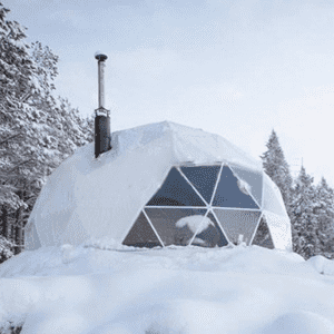 Outdoor geodesic dome house tent for sale