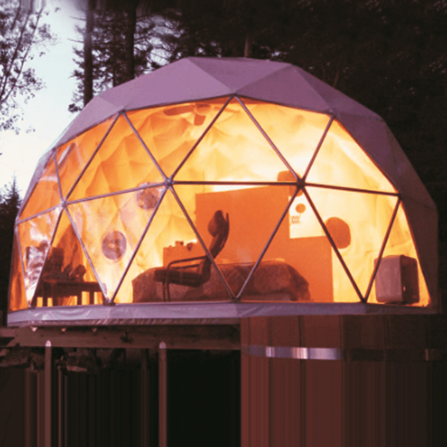 What is the quality of the dome house?