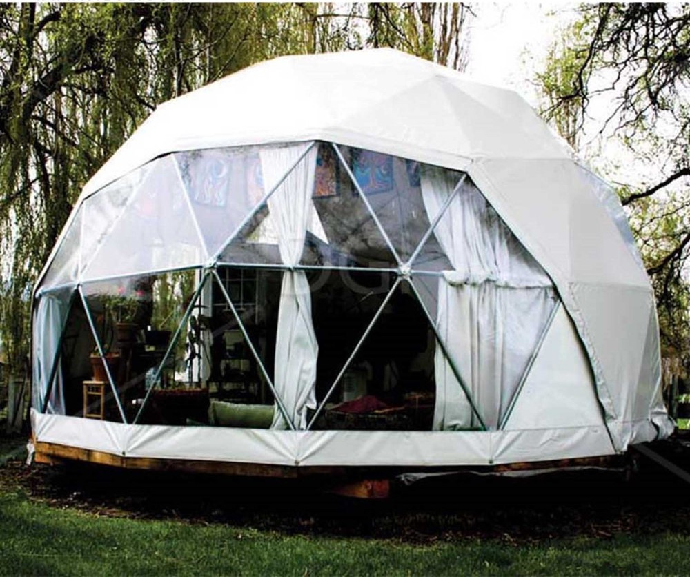 Best price geodesic dome , china low cost geodesic dome tent Featured Image