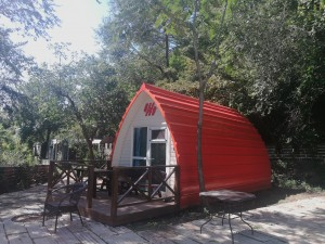 The Portable Camp House