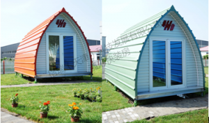 China low cost homes/modular arched cabin/cheap prefab homes for sale