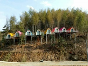 Mini Camping Shed&Holiday Pods