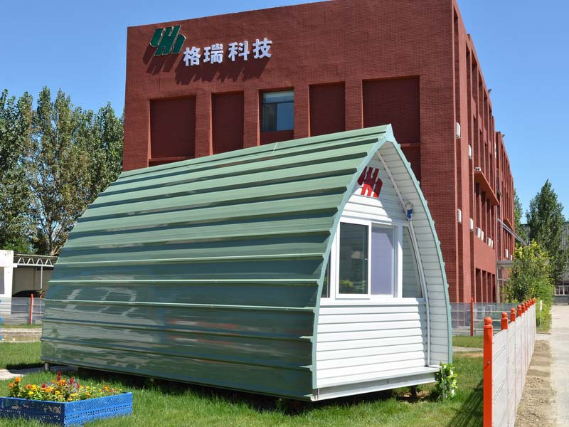 Hot sale Factory China High Quality Container House for Labor Camp with Kitchen / Toilet / Clinic / Ablution / Hospital Featured Image