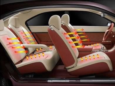 Fulfill Customized Requirements of Heated Car Seats with Laser System