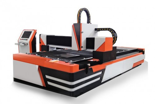 Open Type Fiber Laser Cutting Machine for Metal