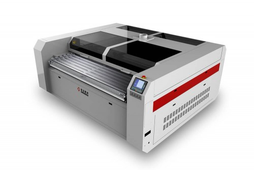 Camera Registration Laser Cutter for Twill Letters, Logos, Numbers