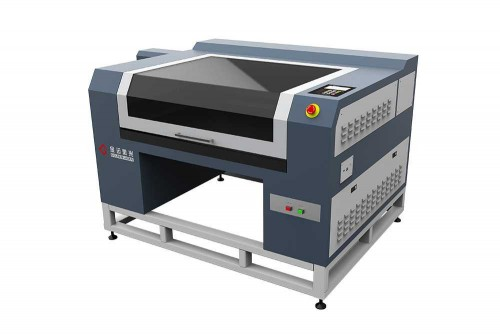 CCD Camera Laser Cutter for Woven Label, Embroidery Patches