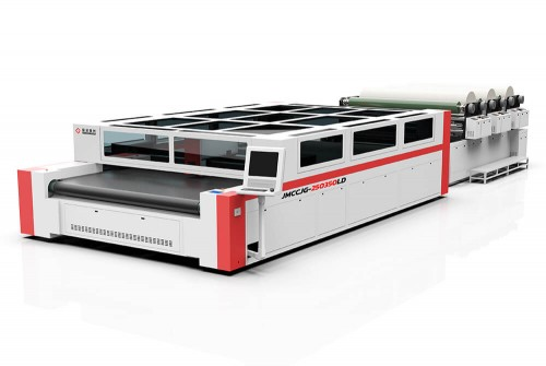 Laser Cutting Machine per Airbag