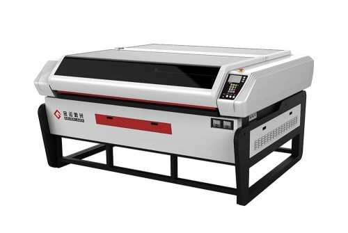 Single Head / Two Heads Laser Cutter for Cloth and Leather