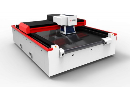 Laser Cutting and Perforating Machine per u Ductulu di l'Aria Tessili