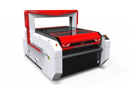 Vision Scanning Laser Cutting Machine for Sublimation Fabric & Sportswear
