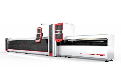 Fiber CNC Laser Tube Cutting Machine
