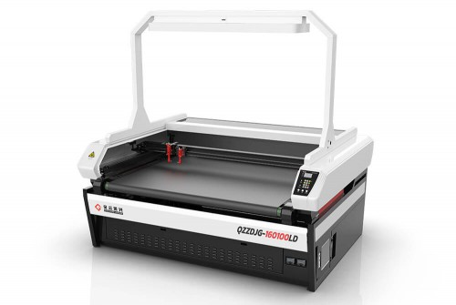 Smart Vision Double Head Laser Cutting Machine with Camera
