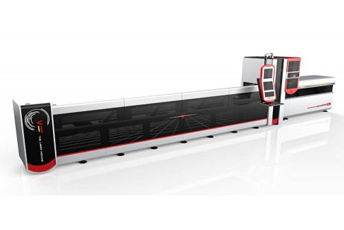 12 Meters Ultra-long Tube & Pipe Laser Cutting Machine