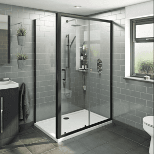 Hot Sale for 6mm Glass Bathroom Shower Room -