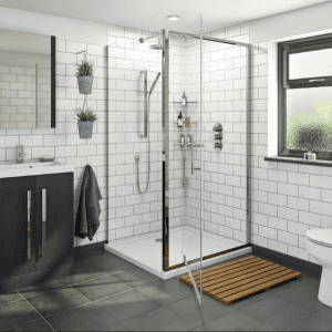Rectangle Pivoted Shower Enclosure