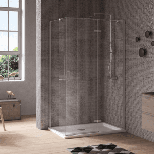Rectangle Hinged Shower Enclosure
