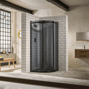 Arc Sliding Shower Enclosure