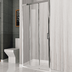 2017 New Style Tempered Glass For Door -