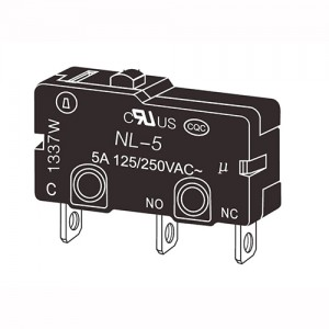 OEM China Starter Relay 600-815-8941 - Micro Switches-NL-10 – NCR INDUSTRIAL