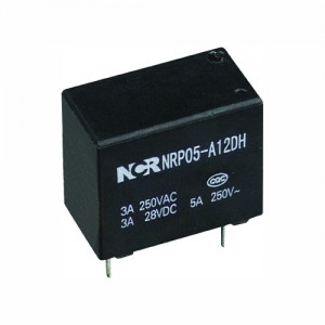 One of Hottest for Full-Insulated Brass Female Terminal - PCB Relays-NRP05 – NCR INDUSTRIAL