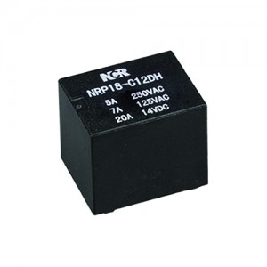 Hot-selling Quick Connect Electrical Connectors - PCB Relays-NRP18 – NCR INDUSTRIAL