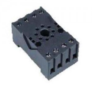 Good User Reputation for Car Relay Switch Socket - Sockets for Relays-10F08B-E – NCR INDUSTRIAL