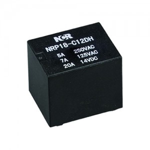 Automotive Relays-NRP18