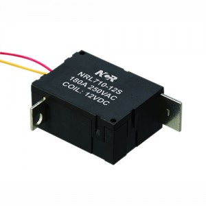 180A Magnetic Latching Relays-NRL710