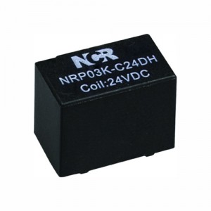 factory low price Ptf Series Relay Socket - PCB Relays-NRP03K	 – NCR INDUSTRIAL