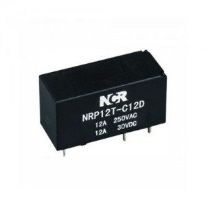 Popular Design for Pcb Relay Jzc-22fy Relay - PCB Relays-NRP12T – NCR INDUSTRIAL