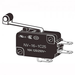 Factory wholesale 10a 220v Phase Reversal Relay - Micro Switches-NV-21G1 – NCR INDUSTRIAL