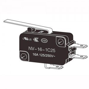 Factory Price 14v Power Relay - Micro Switches-NV-21Z1 – NCR INDUSTRIAL