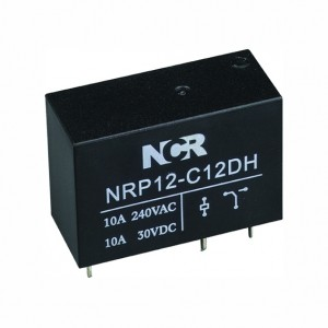 Fast delivery 4pin Relay Socket - PCB Relays-NRP12 – NCR INDUSTRIAL