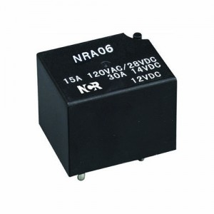OEM Supply Relay 5v - Automotive Relays-NRA06 – NCR INDUSTRIAL