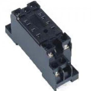 PriceList for Pcb Spring Terminal Blocks - Sockets for Relays-PYF08A-E – NCR INDUSTRIAL