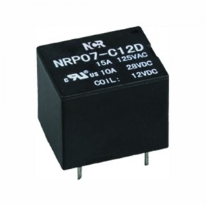 Factory Promotional Solid State Relay With Ul - PCB Relays-NRP07 – NCR INDUSTRIAL
