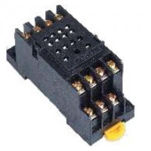 Factory wholesale Mini Time Delay Relay - Sockets for Relays-PYF08A-B – NCR INDUSTRIAL