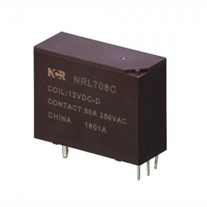 Big discounting Power Relay 120a - Latching Relays-NRL708C – NCR INDUSTRIAL