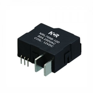 80A Magnetic Latching Relays 80A-NRL709B
