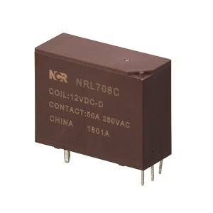 40/50A Magnetic Latching Relays-NRL708C
